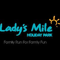 Lady's Mile Logo