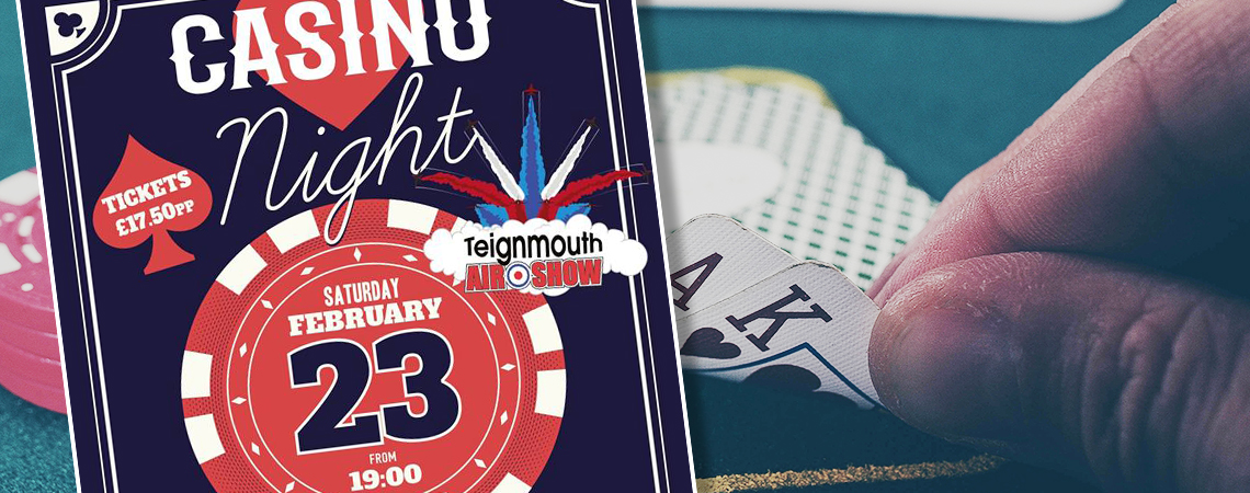 Fundraising for Teignmouth Airshow 2019